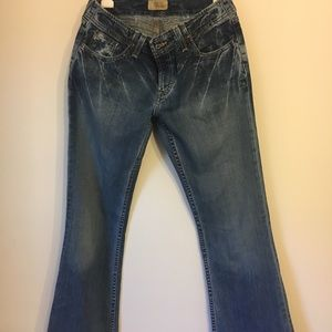 BKE HARLOW JEANS I size 20x33 1/2